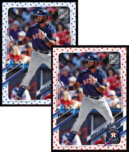 YORDAN ALVAREZ TOPPS NFT - INDEPENDENCE DAY out of ONLY /76 MINTED - SERIES 1