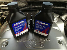 GENUINE COMMODORE/STATESMAN (HSV XU6) VS VT VX VY WH WK V6 3.8 SUPERCHARGER OIL
