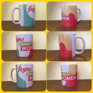 loose women personalised mug cup gift present itv morning tv fan any name collee