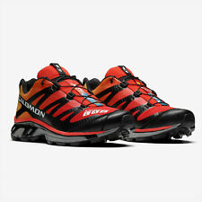 SALOMON S/LAB XT4 ADV Sneakers | Fiery Red Yellow Black 10 10.5 44.5 RRP £175