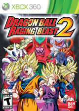 Dragon Ball: Raging Blast 2 Xbox 360 New Xbox 360