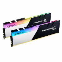 G.Skill Trident Z Neo Series RGB 32GB (2 x 16GB) DDR4-3600 PC4-28800 CL16 Kit