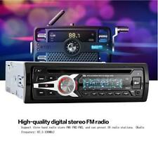 Universal 1 DIN Car Auto Stereo MP3 Player FM Radio DVD CD Aux In SD/USB Port