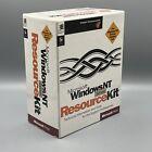 Resource Kit Microsoft Windows NT Server Version 4.0 ISBN 1-57231-344-7 with CD