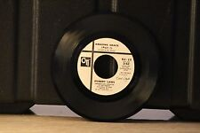 HUBERT LAWS PROMO 45 RPM RECORD