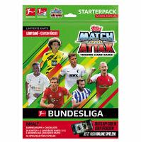 Topps Match Attax Bundesliga 2020/2021 - 1x Starterpack Sammelmappe inkl 1x LE