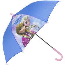 Disney Frozen Die Eiskönigin Regenschirm blau NEU