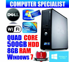 Computer desktop Dell con hard disk da 500GB