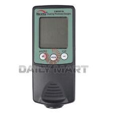 New Cm8801nf Digital Coating Thickness Gauge Paint Meter Tester 0 1250um 0 50mil