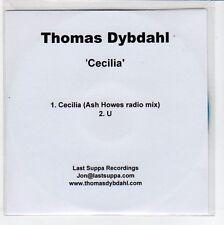 (EA999) Thomas Dybdahl, Cecilia - 2010 DJ CD