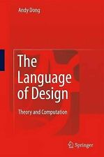 The Language of Design by Andy Dong (Hardback, 2008)