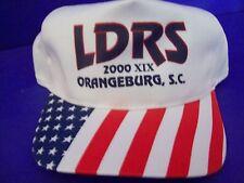BALL CAP LDRS 19 2000 ORANGEBURG S.C. TRIPOLI ROCKETWOMAN ROCKETMAN