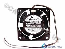 Fulltech 240v axial fan square cooling panel motor 60 x 60 x 30 cater spares