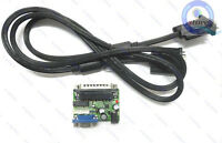 Parallel Programmer for LCD Controller Board Programming +VGA Cable