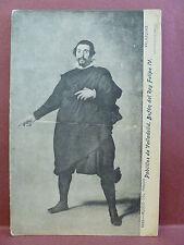 Old Postcard Art Pablo de Valladolid  by Diego Velazques