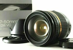 """""""N.MINT in BOX"""" Tamron SP AF 17-50mm f/2.8 XR Di II LD Lens For Canon JAPAN"""