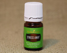 Young Living STRESS AWAY 5 mL Essential Oil NEW Unopened SHIPS in 24 hrs TENSION