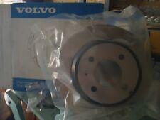 GENUINE VOLVO REAR BRAKE DISCS OE 271497 FOR VOLVO 850 91> W/4 HOLE, SOLD (PAIR)