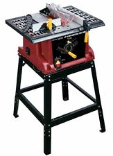Contractor Table Saw Bench Top 10 Inch Portable Woodworking Tools Garage 15 AMP