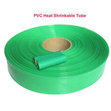 Ø7~125mm Grün PVC Schrumpfschlauch RC Batterie Heat Shrink Tube Sleeve Wraps