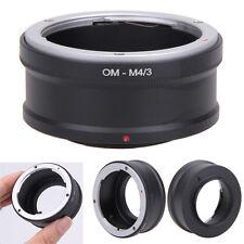 OM-M4/3 Adapter Ring for Olympus OM Lens to MICRO43 Camera OM-D E-M5 E-PM2 EM-P1