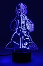Mega Man 3D Led Lamp