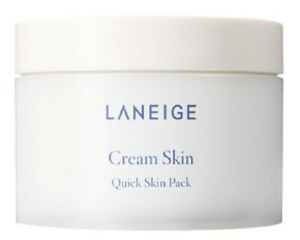 Laneige cream skin Quick skin pack 140ml Moisture soothing care
