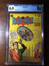 Batman #81 (1954) - Two-Face! Robin! - CGC 6.0! - Key!