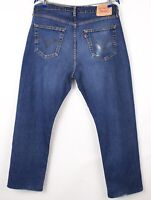 Levi's Strauss & Co Hommes 751 80 Jeans Jambe Droite Taille W38 L26 BBZ283