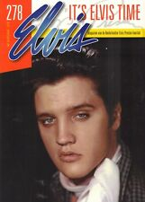 IT'S ELVIS TIME 2015 NR. 278 - DUTCH FANCLUB MAGAZINE