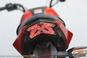 Kawasaki Z125 Pro Sequential LED Tail Light Taillight 2017 2018 2019 2020 2021