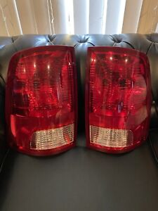 OEM Dodge Ram 1500 Stock Tail lights - Great Condition!