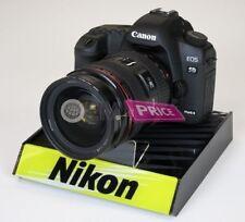 Nikon Acrylic Body Stand Base Display Kit D5100 D810 Body D500 D7100 New Lens