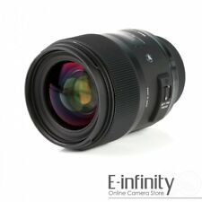 NEW Sigma AF 35mm f/1.4 DG HSM Art Lens For Nikon