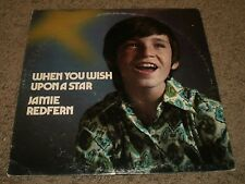 When You Wish Upon A Star Jamie Redfern~RARE 1972 Pop Vocal Ballad~FAST SHIPPING