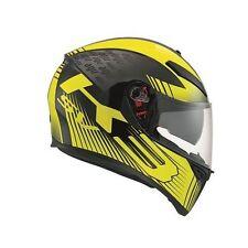 Casques jaunes AGV pour véhicule Homme