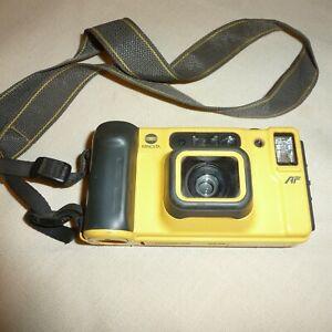 Minolta Weathermatic Dual 35 Waterproof Camera