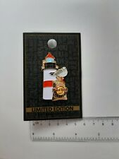 More details for hard rock cafe hamburg, lighthouse & seagull 2019 ltd ed 300 pin new on a card