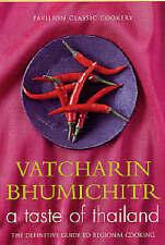 Un assaggio della Thailandia da vatcharin bhumichitr (libro in brossura, 2005)