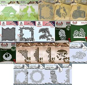 Amy Design Dies - Lots of Collections - Cardmaking & Scrapbooking