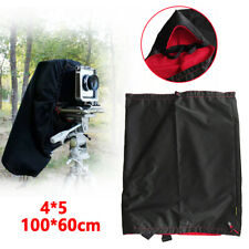 Dark Cloth Focusing Hood For 4x5 Large Format Camera Wrapping Usa Stock