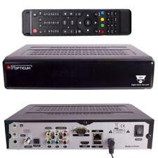 Opticum AX Odin Twin Linux E2 2x DVB-S2 Tuner Full HDTV Sat Receiver