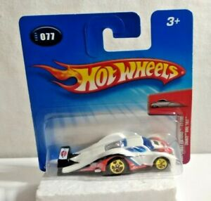 MATTEL HOT WHEELS - 2004 FIRST EDITIONS - CROOZE WAIL TALE - SEALED BLISTER PACK