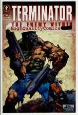 TERMINATOR : ENEMY WITHIN #2, Simon Bisley, Death, NM+