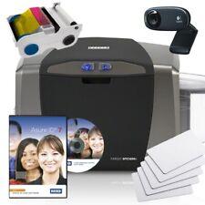 ID Printer, Coding Machine, FARGO Printer, EVOLIS, ZEBRA, DATA CARD, 1250e