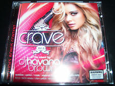 Crave Vol 6 Mixed By Havana Brown (Australia) 3 CD - Like New