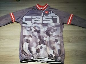 MENS/LADIES CASTELLI SIZE XXXL TRENDY CYCLING/RACING JERSEY/SHIRT/TOP 99P