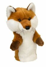 Fox Golf Animal Headcover Driver Head Cover Daphnes Golf Club Cover