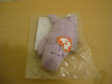 McDonalds Happy Meal Toy Ty Teenie Beanie Percival the Hippo - sealed in bag