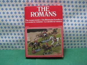 Atlantic 1610 - Cavalry Roman Box Complete Never Played - Scale 1/32